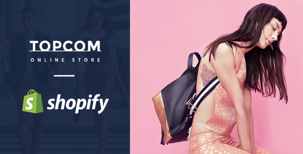 Image of Topcom – Responsive Shopify Theme