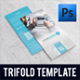 MedicalDec Trifold PSD - GraphicRiver Item for Sale