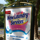 New Laundry Services Poster Template 47
