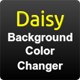 Daisy - Background Color Changer - CodeCanyon Item for Sale