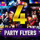 Party Flyers Bundle - GraphicRiver Item for Sale