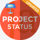 Project Status Keynote Presentation Template - GraphicRiver Item for Sale