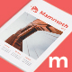 Mammoth A4 Magazine - GraphicRiver Item for Sale