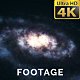 3D Galaxy | Spiral Two Arms Galaxy Animation - VideoHive Item for Sale