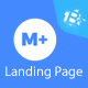 Digital Marketing - Marketing Landing Page
