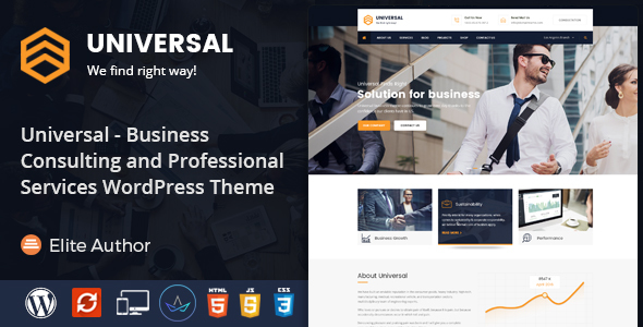 17 Best Security Company WordPress Themes 2017