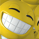 Smiley Grin Transition - VideoHive Item for Sale