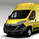 Citroen Relay Van L3H3 2017 - 3DOcean Item for Sale
