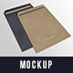 Envelope C4 Mockup - GraphicRiver Item for Sale