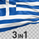 Greece Flag Pack - VideoHive Item for Sale