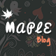 Maple - Responsive WordPress Blog Theme Nulled