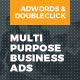 Multipurpose Business Ads - Animated HTML5 Google Banner Templates (AdWords and DoubleClick) - CodeCanyon Item for Sale