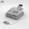 Cash register white 590 0001.  thumbnail