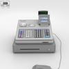 Cash register white 590 0006.  thumbnail