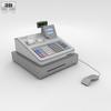 Cash register white 590 0007.  thumbnail