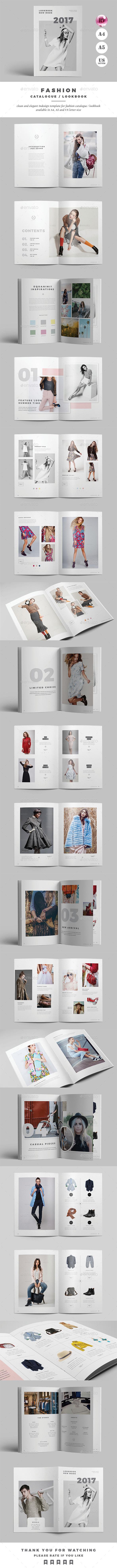 Fashion Catalogue / Lookbook - Catalogs Brochures