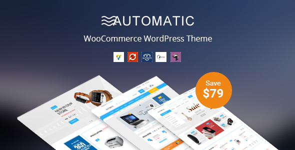 Automatic – WooCommerce WordPress Theme