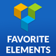 Favorite Elements for Visual Composer - Best Productivity Add-on - CodeCanyon Item for Sale