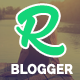 Relish - A Responsive Blog Style Blogger Template Nulled