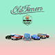 Low Poly Oldtimer Cars - 3DOcean Item for Sale