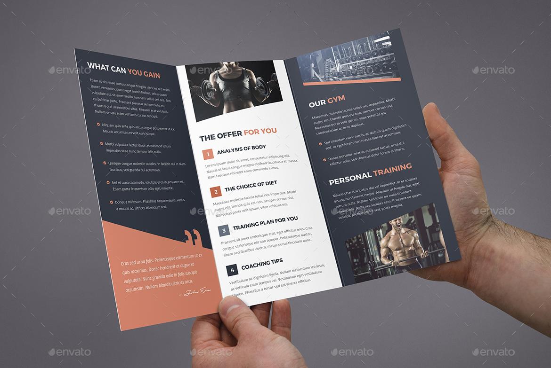 brochure  u2013 gym tri