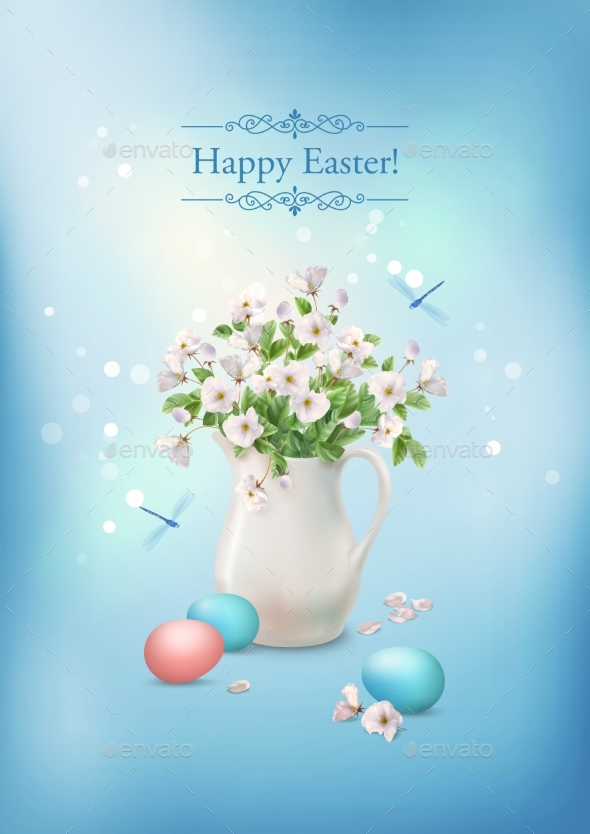Happy Easter Card by kostins – Happy Easter Card