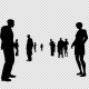 Business World Silhouettes - VideoHive Item for Sale