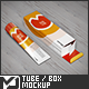 Tube & Box Mock-Up - GraphicRiver Item for Sale