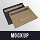 Envelope C5/C6 Mockup