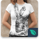 T-Shirt Mockups Street Edition - GraphicRiver Item for Sale