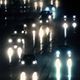 Cars Driving At Night In Rainstorm - VideoHive Item for Sale