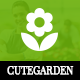 CuteGarden - Gardening & Landscaping Responsive Template Nulled