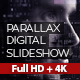 Parallax Digital Slideshow - VideoHive Item for Sale