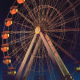 Ferris Wheel at Night - VideoHive Item for Sale