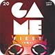 Game Fiest Flyer - GraphicRiver Item for Sale