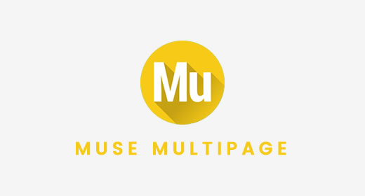 Adobe Muse Multi Page