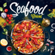 Seafood Weekend Flyer - GraphicRiver Item for Sale