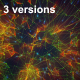 Fast Connecting Lines Data Transfer Links Cyberspace Pirate Hacking - VideoHive Item for Sale