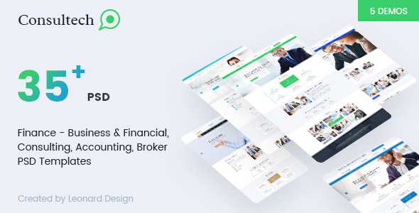 Consultech | Multipurpose Business & Financial, Consulting ...