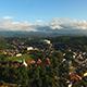 Backward Flyover Kandy City - VideoHive Item for Sale