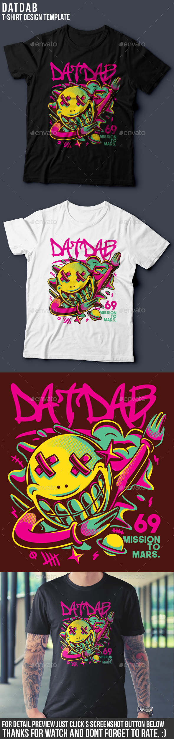 Dat Dab T-Shirt Design - Events T-Shirts