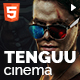 Tenguu Cinema - Movie theatre HTML Template