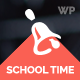 School Time - Modern Education WordPress Theme Nulled