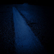 Moving Over Road Markings In Moonlight - VideoHive Item for Sale