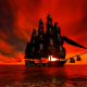 Pirate ships and sunsets - VideoHive Item for Sale