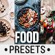 FoodKit - 42 Food Presets for Lightroom & ACR - GraphicRiver Item for Sale