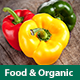 Food - Organic Store Ecommerce HTML Template Nulled