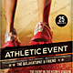 Athletic Sport Flyer / Poster