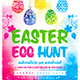 Easter Egg Hunt Flyer Template vol.1 - GraphicRiver Item for Sale