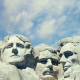 Mount Rushmore Timelapsed - VideoHive Item for Sale